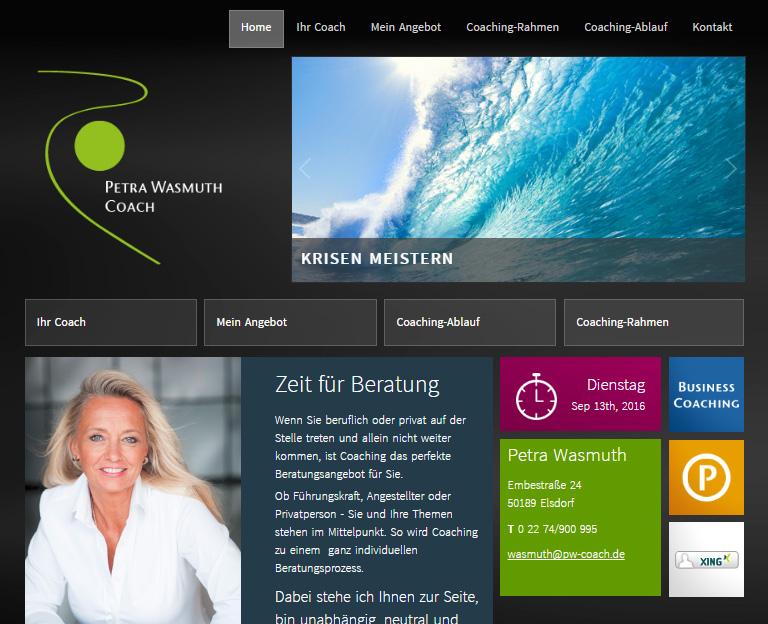 Petra Wasmuth - PW Coach
